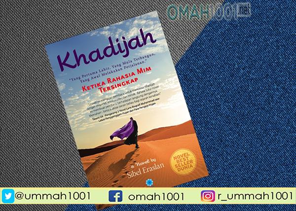 E-Book: Khadijah, Ketika Rahasia Mim Tersingkap, Omah1001
