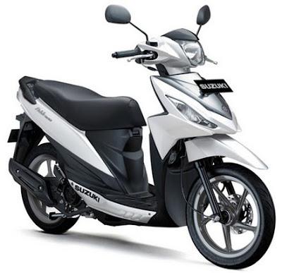 Harga Suzuki Address FI