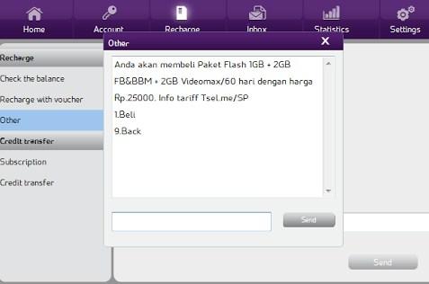 Trik Paket Internet Murah Telkomsel Terbaru November 2018 5gb 25