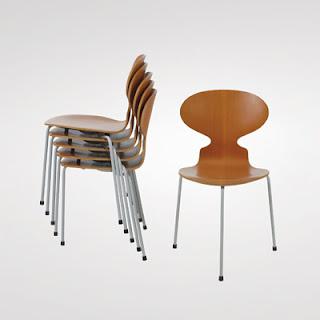 Silla Ant Arne Jacobsen