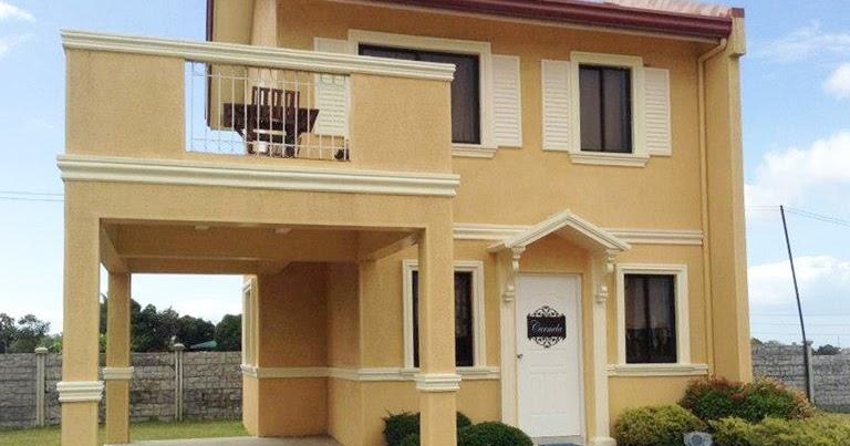 Camella Homes Camella Carson Carmela House And Lot For Sale Daang Hari Bacoor Cavite