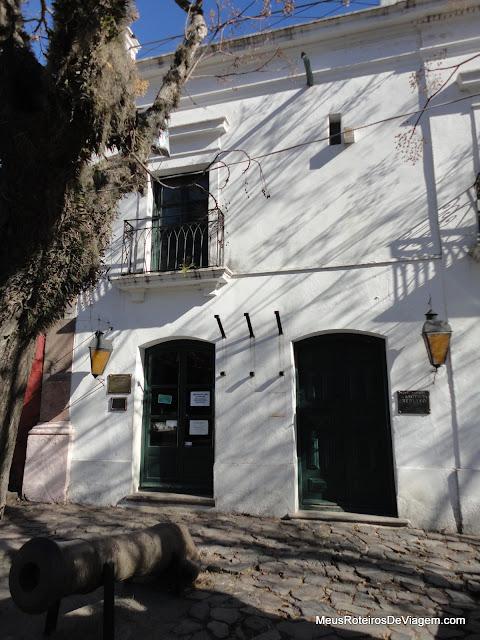 Museo Municipal - Colonia de Sacramento, Uruguai