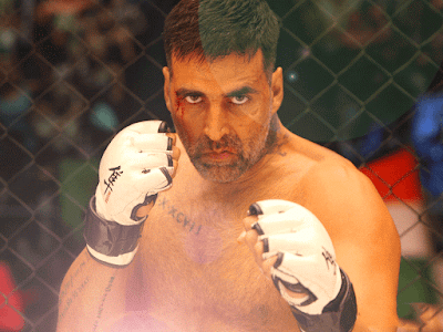 Akshay Kumar Amazing Body Image In Brother Movie