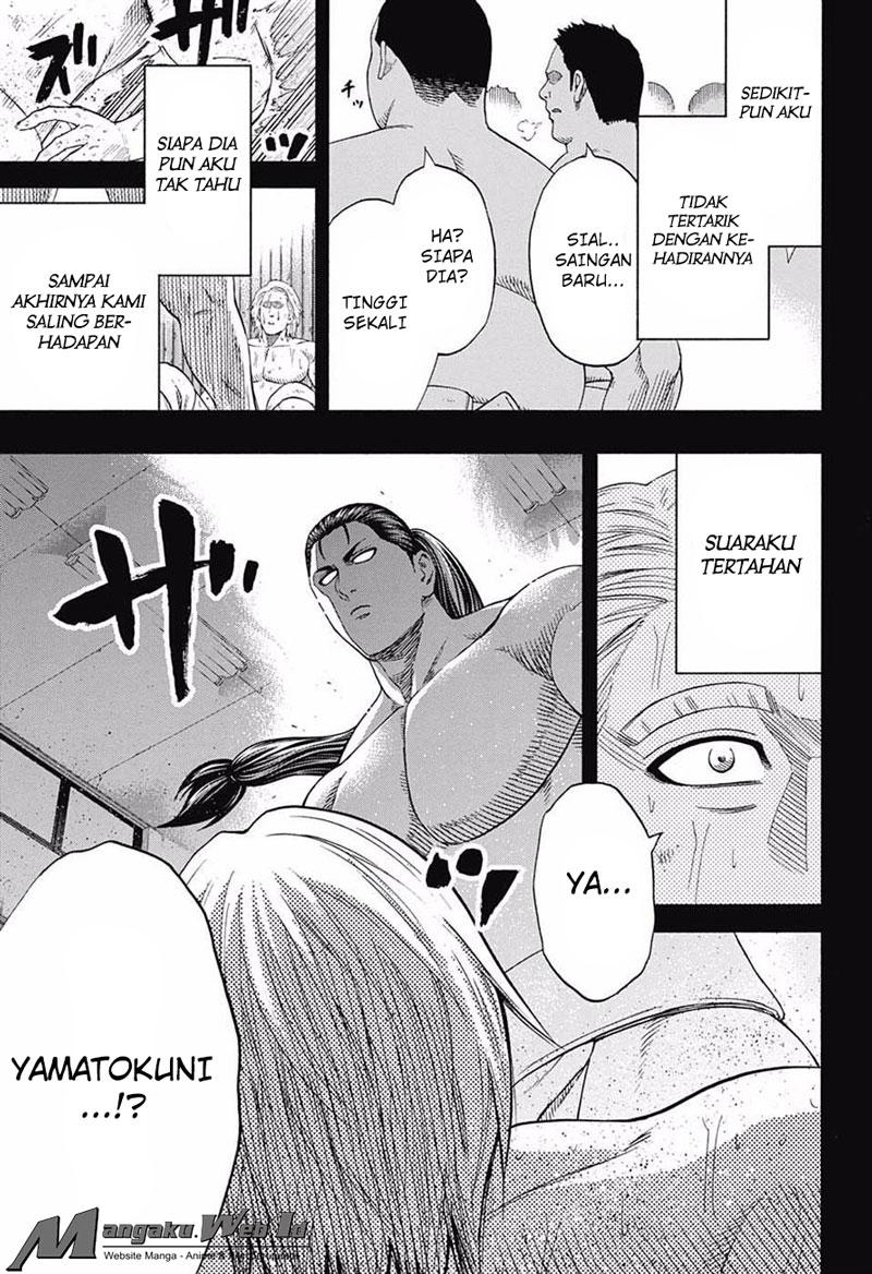 Hinomaru Zumou Chapter 144-3