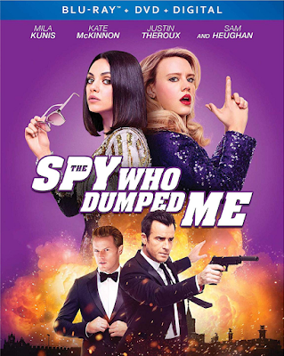 The Spy Who Dumped [BD25] [Latino]