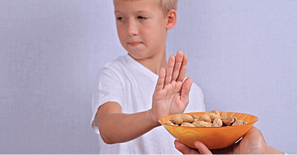 Tanda, Gejala dan Pengobatan Alergi makanan