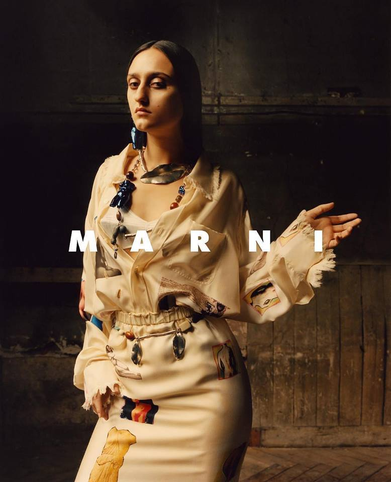 63df44db7d22 DIARY OF A CLOTHESHORSE: Marni SS 19 AD Campaign