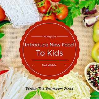 how to introduce new food to kids