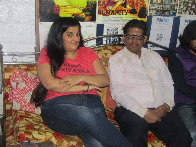 dsabollywoodnews: Grand Birthday celebration of Satish
