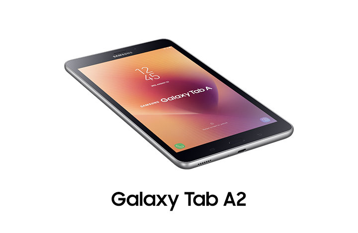 Images of Samsung Galaxy Tab A2 and Tab Advanced2 leaksonline
