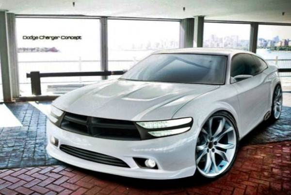 2017 Dodge Charger Coupe