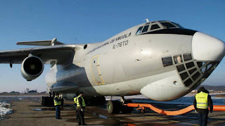 Ilyushin Il-76 Angola