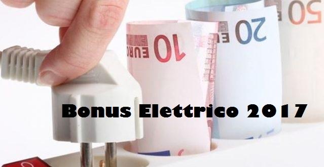 Notizie socialmente utili bonus luce 2017 attivo lo for Bonus sociale 2017