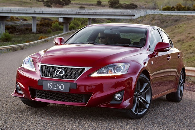 2017 Lexus IS 350C Rumors
