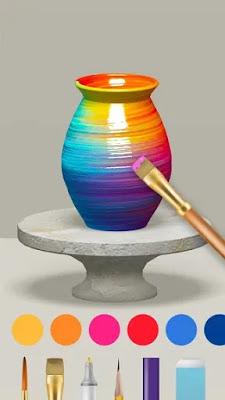 تحميل لعبة صناعة الفخار Pottery.ly 3D كاملة للاندرويد