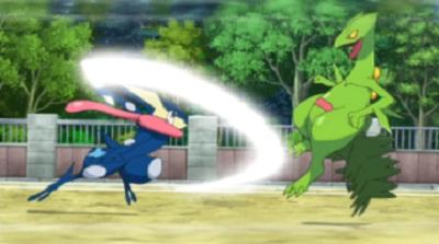 Pokemon Capitulo 26 Temporada 19 Batalla Sorpresiva Con Maxima Fuerza