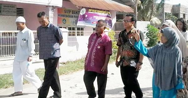 Terkait RIPIN, Koto Tangah Diajukan Sebagai Kawasan Industri Kota di RTRW