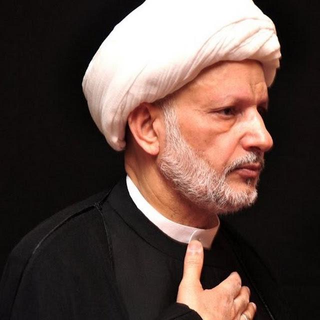 الشيخ عبدالحميد المهاجر - يرد على اليعقوبي وأتباعه بتحريم التطبير