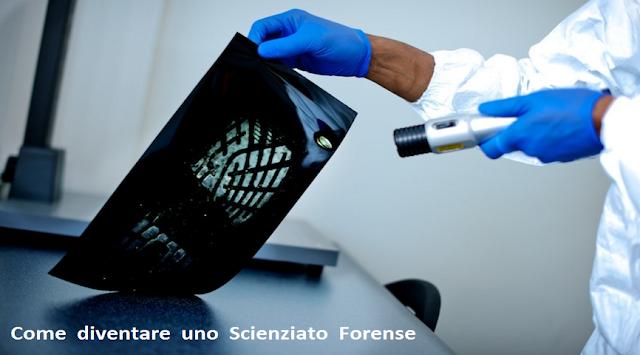 Come diventare uno scienziato forense lavoro formazione