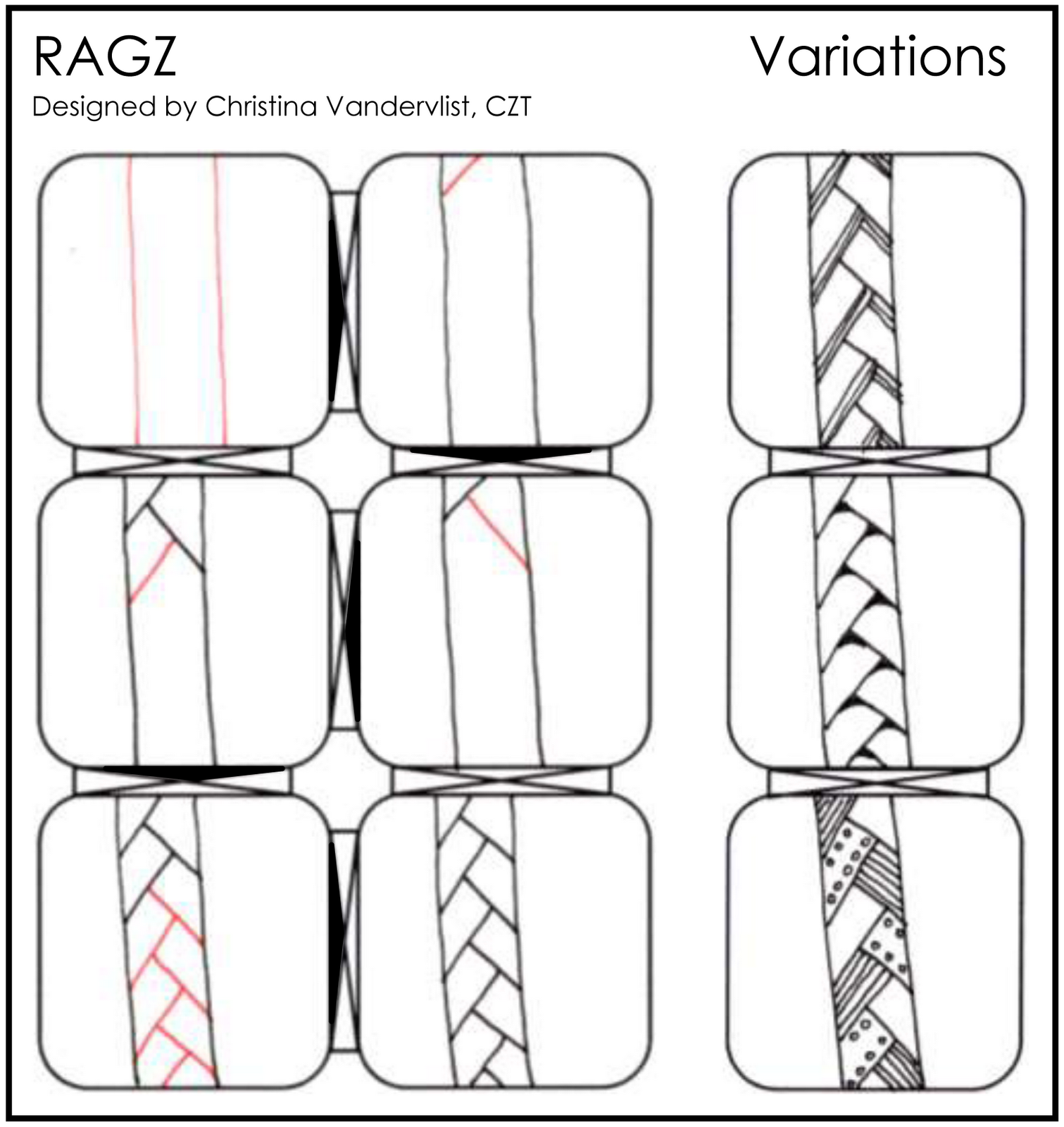 Easy Patterns To Draw Beginners