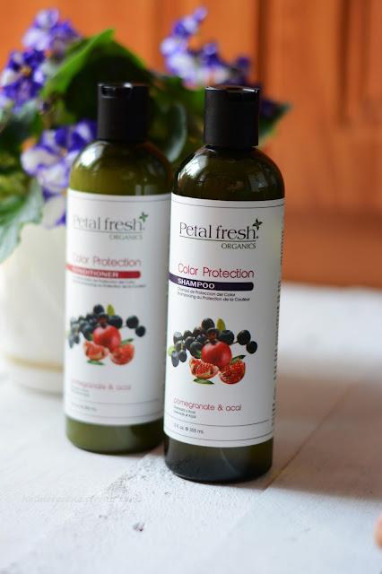 Petal Fresh szampon i odżywka