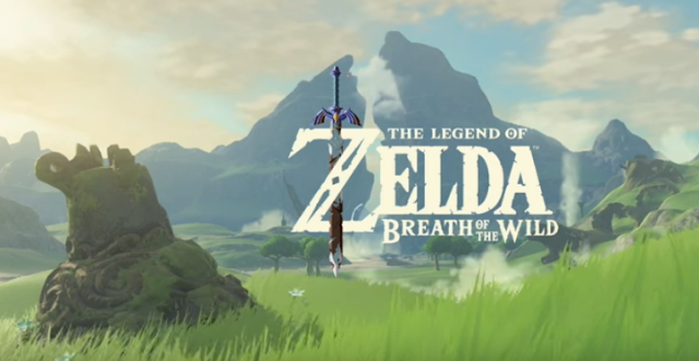 ذا ليجند أوف زيلدا بريث أوف ذا وايلد - The Legend of Zelda: Breath of the Wild