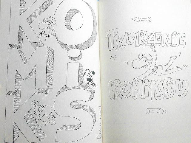 Zrób sobie komiks - Piotr Kasiński, Robert Trojanowski