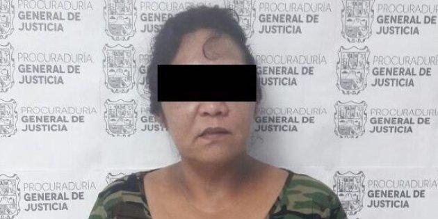 """Por levanton, detienen en Tamaulipas a hermana del """"Z-40"""" y el """"Z-42"""""""