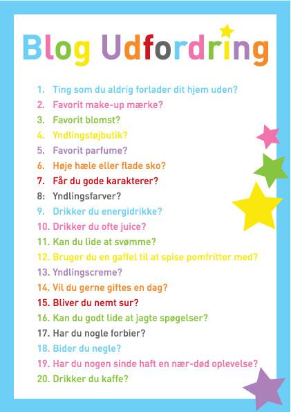 20 Spørgsmål
