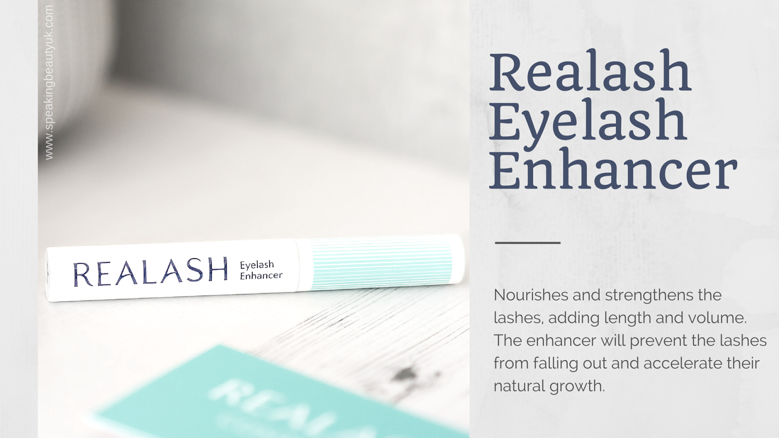 Realash Eyelash Enhancer Giveaway