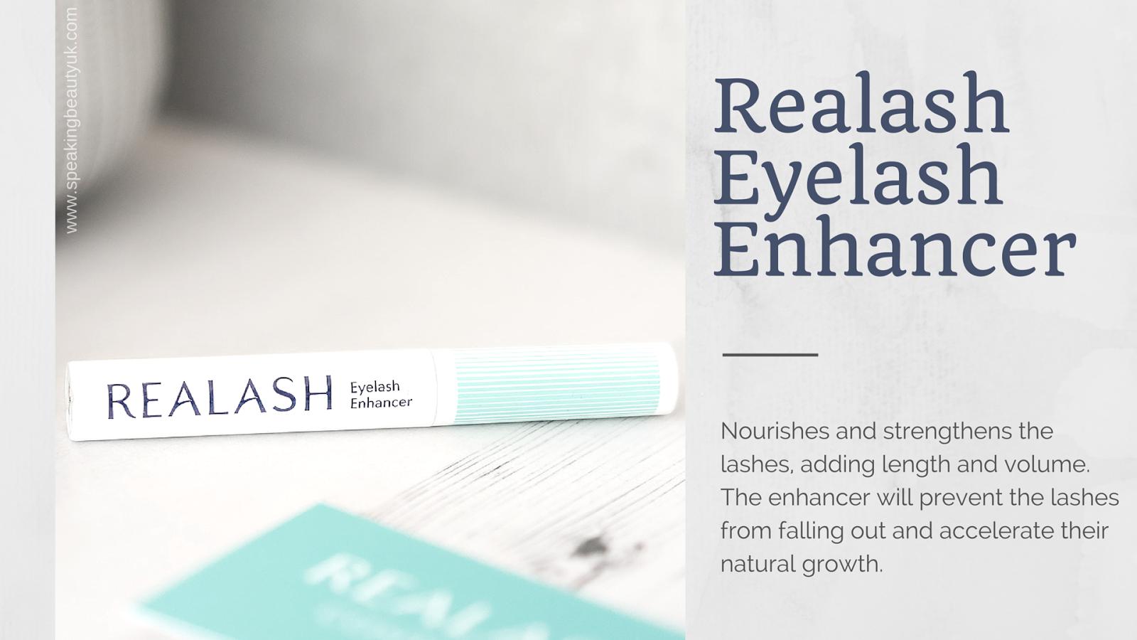 Realash Eyelash Enhancer Giveaway