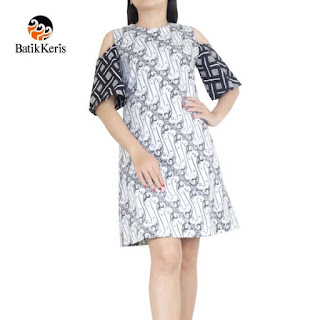 model batik keris wanita