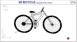 http://dmentrard.free.fr/GEOGEBRA/Maths/export4.25/3Dbicycle.html