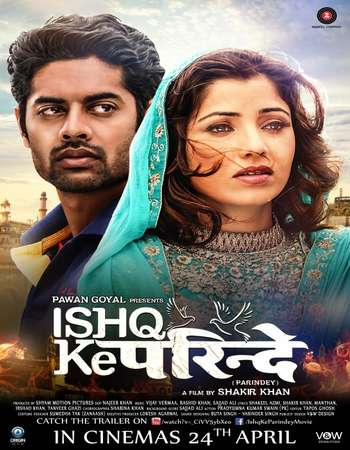 Ishq Ke Parindey 2015 Full Hindi Movie HDRip Download