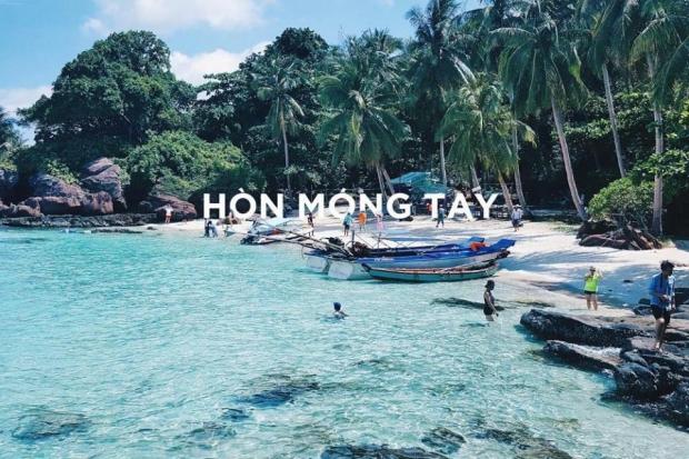 'Đảo hoang Robinson' ngay giữa Phú Quốc đẹp tựa thiên đường không phải ai cũng biết - Ảnh 1