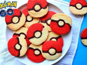 Biscuits Pokeball {Pokémon Go !}
