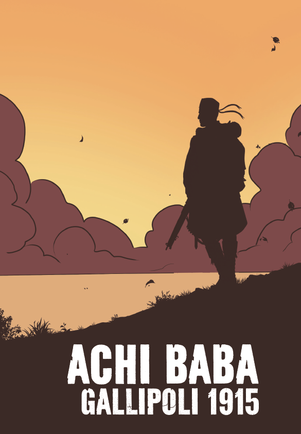Gallipoli Graphic Novel