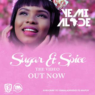 "[VIDEO[: YEMI ALADE - ""SUGAR N SPICE"""