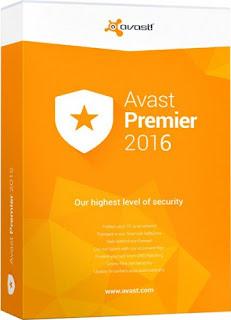 Download Avast! Premier 2016 Versão 12