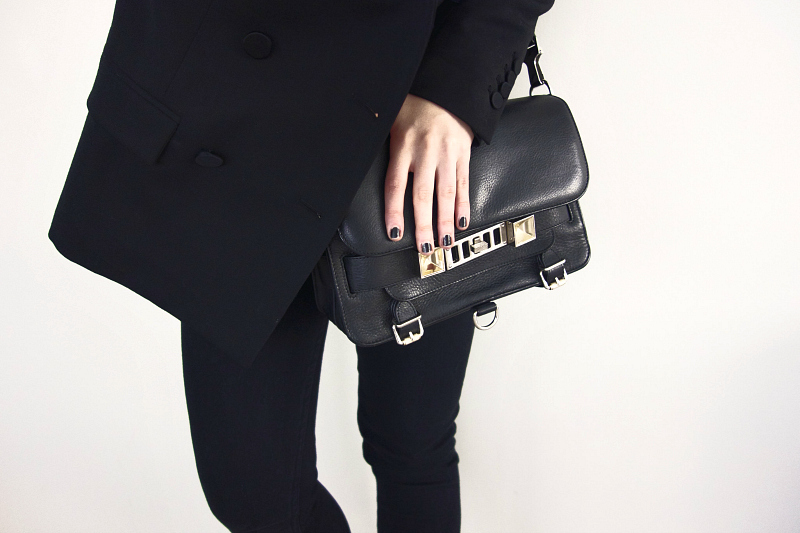 storedandadored designer bag blog: about proenza schouler