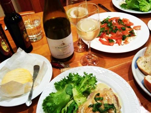 Tormaresca Chardonnay  : トルマレスカ シャルドネ