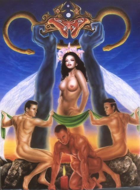Ritualística: Saiba o que realmente é magia sexual e como usá-la