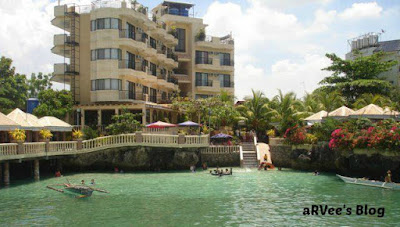 Blue Reef Resort in Mactan Island Lapulapu City Cebu Philippines