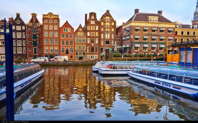 דירות נופש באמסטרדם - מהן הדירות המומלצות ביותר ל-2018?