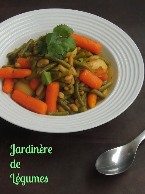 Jardinère de Légumes