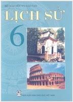 Sách Giáo Khoa Lịch Sử Lớp 6 - Nhiều Tác Giả