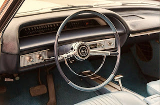 1964 Chevrolet Impala SS Steering Wheel