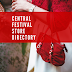 Store Directory: Central Festival Chiang Mai Shopping Mall