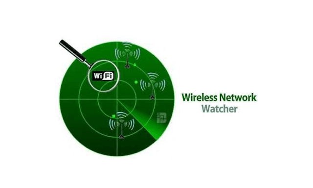 تحميل برنامج Wireless Network Watcher لمراقبة شبكة الوايرلس
