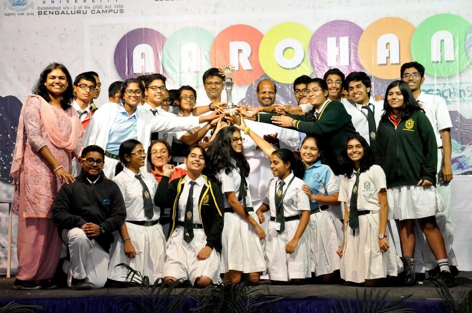 Aarohan 2016 had winners from Delhi Public School